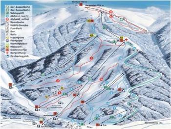 Stuhleck - Semmering Skiareal